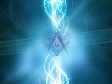 Blue Light Masonic