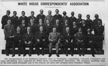 WhiteHouseCorrespondents