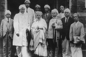 All India Home Rule League Movement