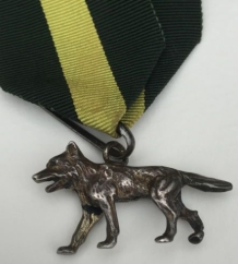 Badge of the Silver Wolf