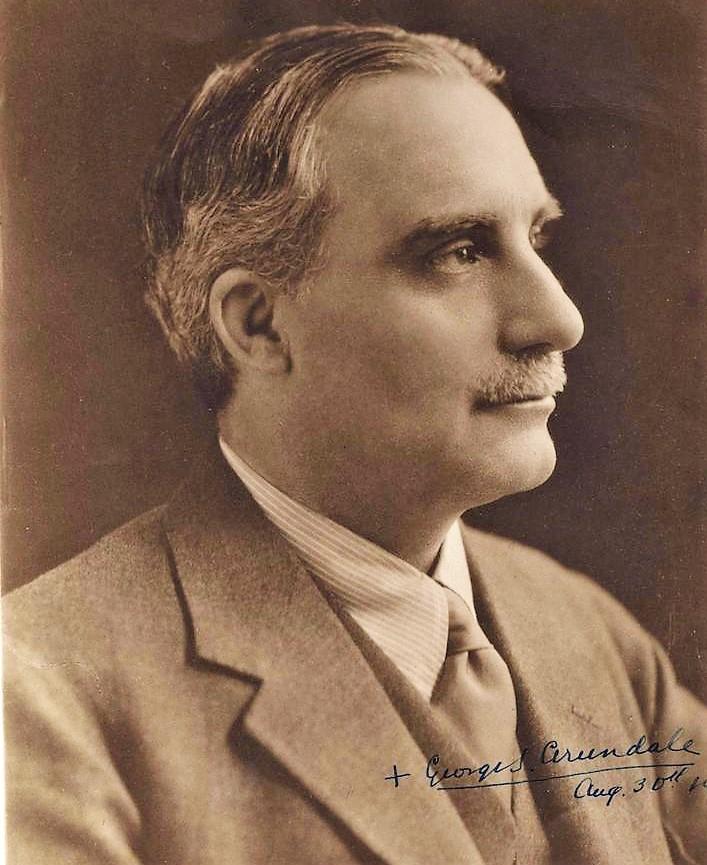 George Arundale